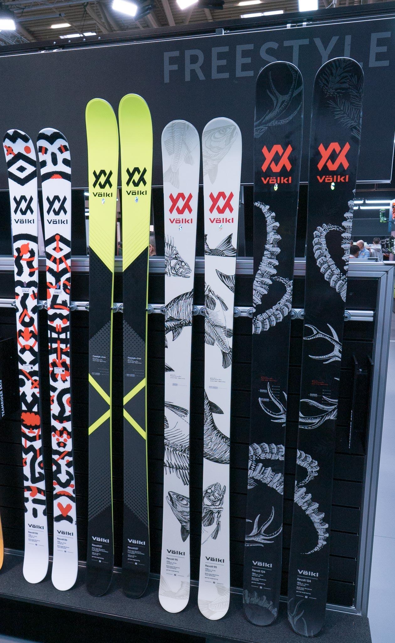 Volkl Touring Skis