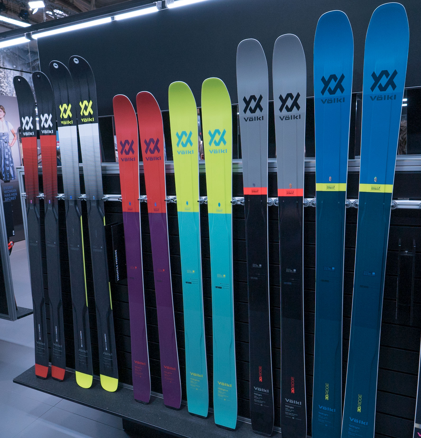 ispo 2018 ski highlights seite 17 von 18 prime skiing. Black Bedroom Furniture Sets. Home Design Ideas