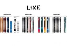 Alle LINE Skis Highlights 2018/2019