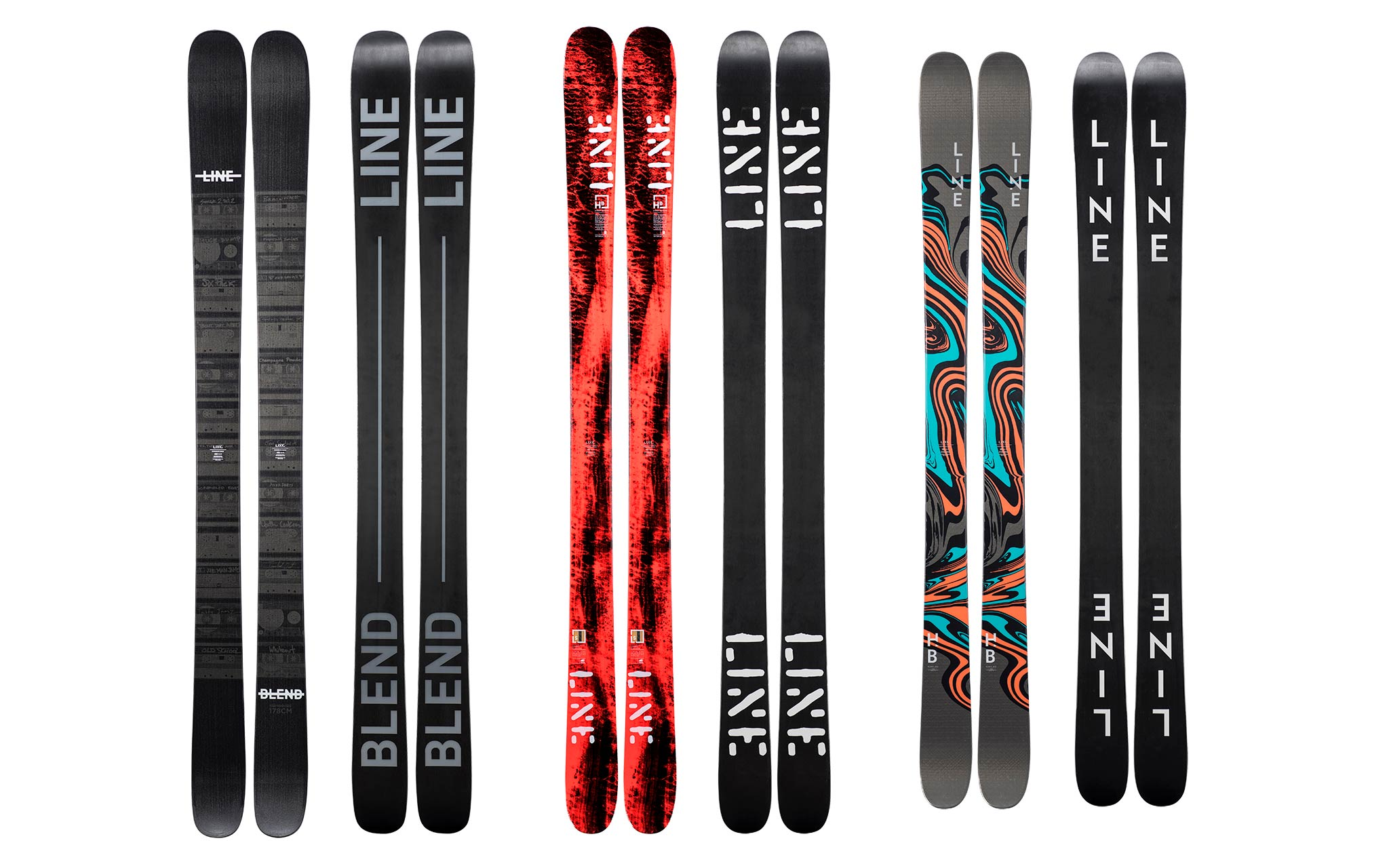 Line Skis Blend / Honey Badger / Honey Bee 2018/2019