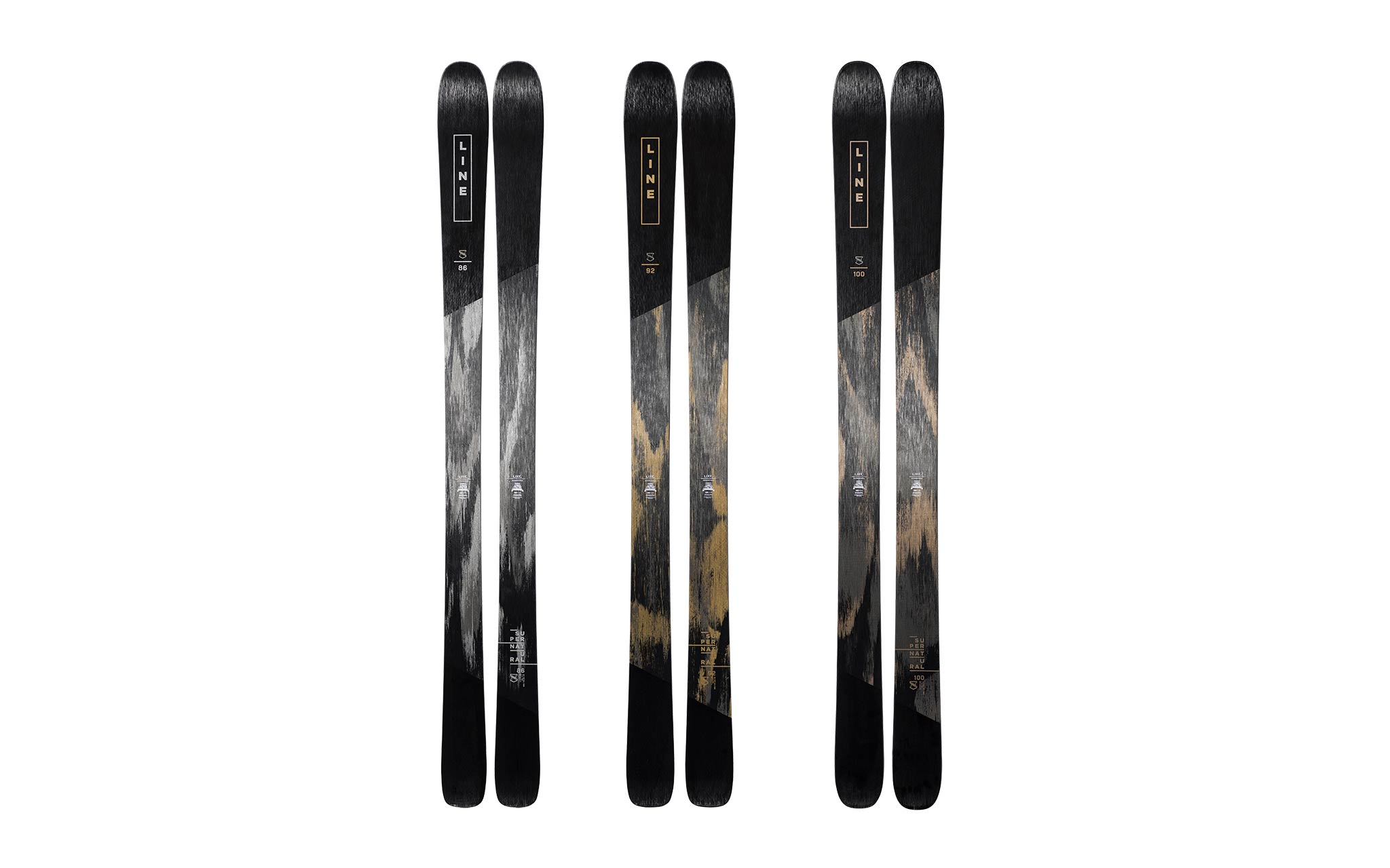 Line Skis Supernatural 2018/2019 (86 / 92 / 100)