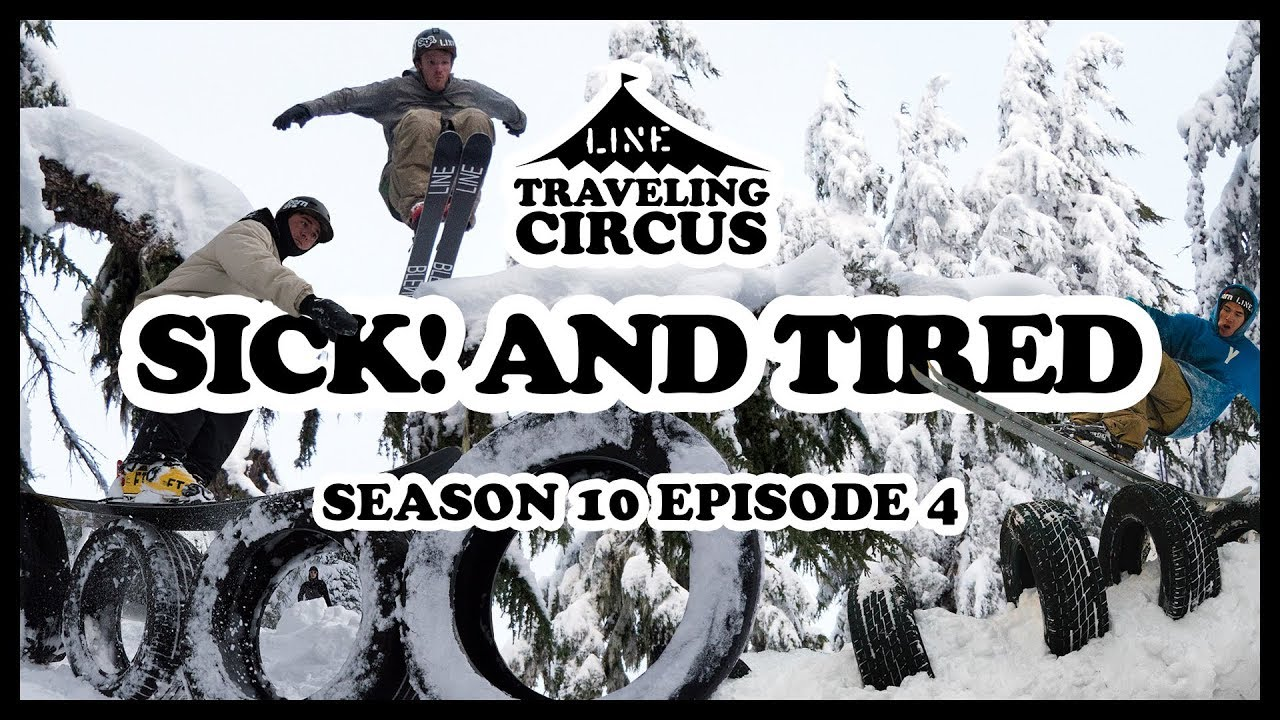 Line Traveling Circus 10.4. – Sick! and Tired