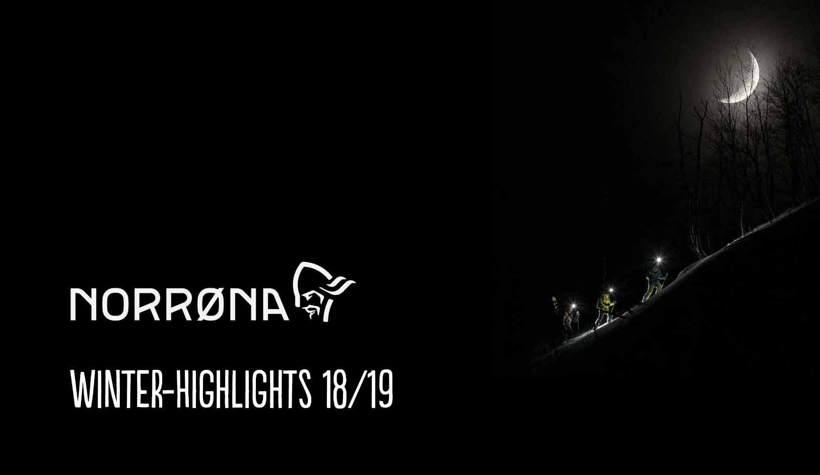 Alle Norrøna Winter-Highlights 18/19