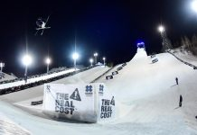 Henrik Harlaut gewinnt Big Air Contest der Männer - Winter X Games 2018 Aspen
