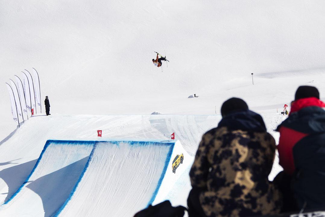 6. FIS Freestyle World Cup am Corvatsch – Bald ist es soweit – Update 2