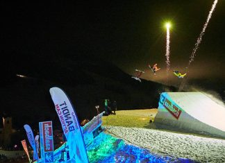 Freestyle Show Night in Saalbach