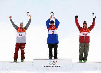 Ski Slopestyle: Øystein Bråten holt Gold – Olympia 2018 - Foto: Eurosport