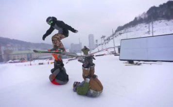 Traveling Circus Goes To Pyeongchang - Phoenix Park Südkorea