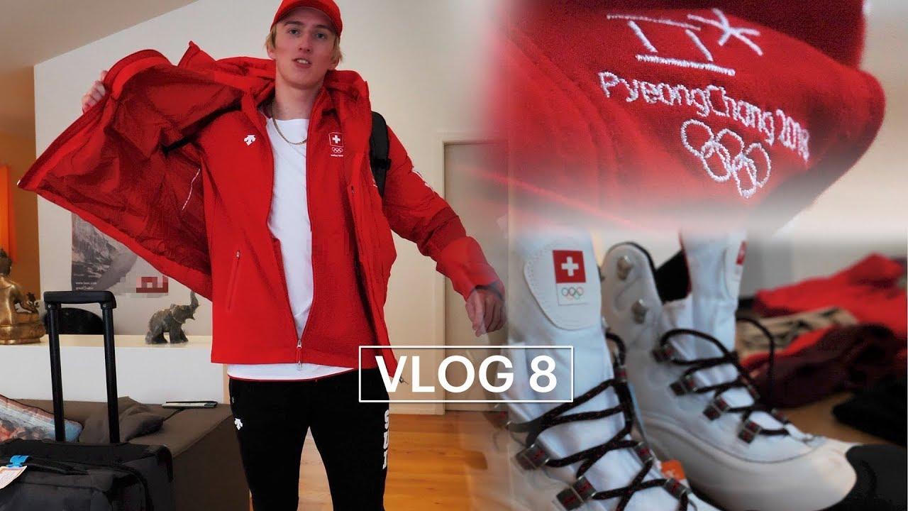 Das letzte Video vor den Olympischen Spielen – Andri Ragetlli Vlog #8