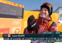 Ski Halfpipe: Sharpe holt Gold, Cakmakli wird Achte - Olympia 2018