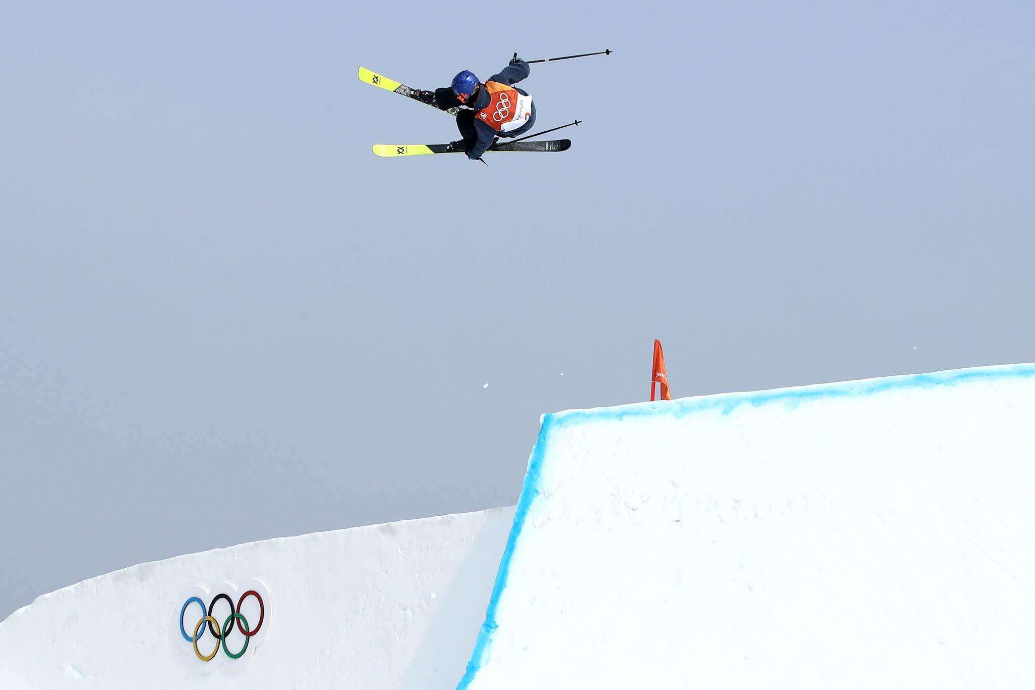 Konnte sich 2018 im Slopestyle bei den Olympischen Spielen in Südkorea Gold sicher: Der Norweger Øystein Bråten - Foto: Eurosport