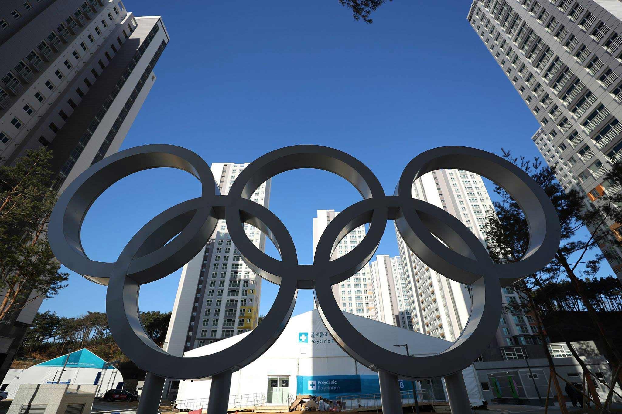 So sieht die deutsche Olympia 2018 Unterkunft aus - Foto: facebook.com/olympics