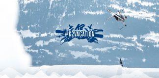 Gewinnt drei Tage in LAAX und shreddet mit den K2 Pros - The #K2Vacation