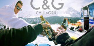 Endlich mal wieder eine entspannte Session - Chill & Grill 2018 in Ehrwald