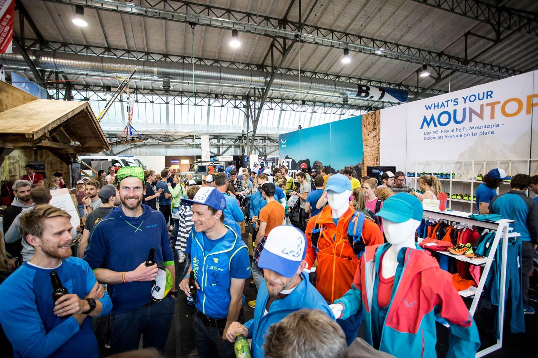 2017 verzeichnete die Alpinmesse Innsbruck einen neuen Besucherrekord und auch 2018 kommt die Messe wieder in die Hauptstadt der Alpen - Foto: Alpinmesse Innsbruck / Simon Rainer