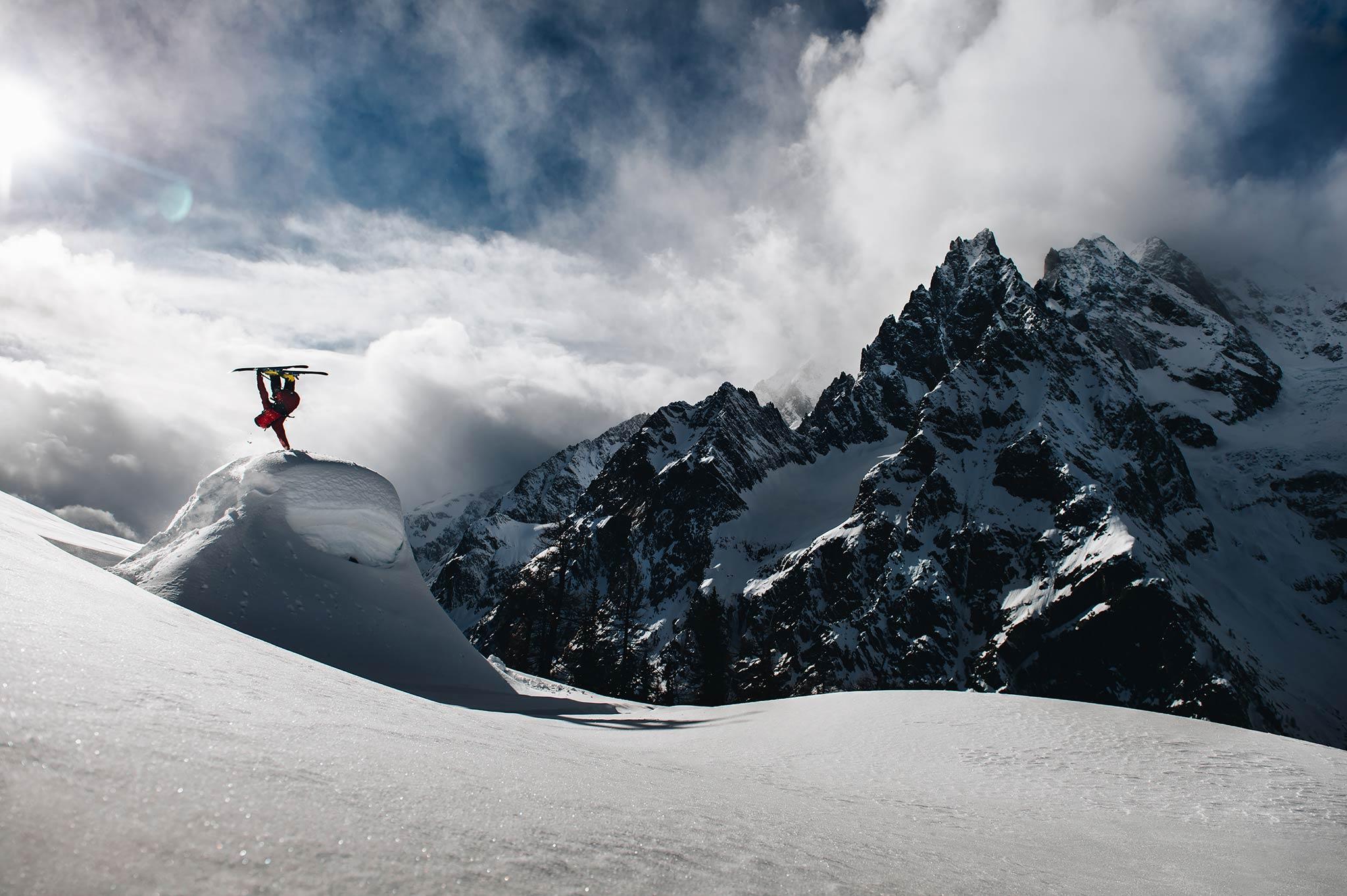 Best Action: Foto Adam Klingeteg, Rider William Larsson