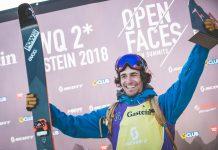 Hiersche und Ertl gewinnen beim Open Faces Freeride Contest in Gastein (2018) - Foto: Open Faces / M. Knoll