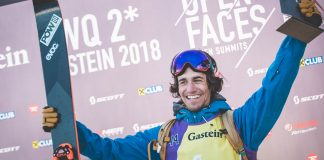 Hiersche und Ertl gewinnen beim Open Faces Freeride Contest in Gastein (2018) - Foto: Open Faces / M. Knoll
