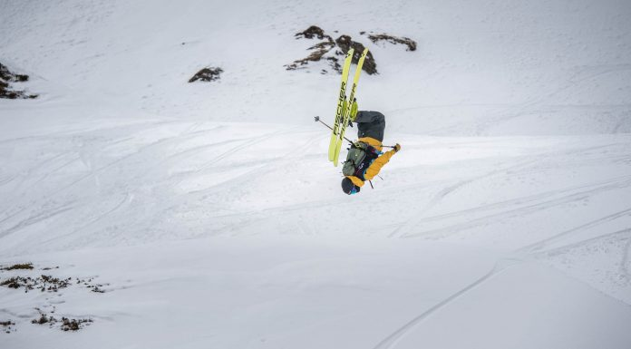 Preview: Open Faces Freeride Contest in Gastein (2018) - Foto: Open Faces / Andreas Vigl