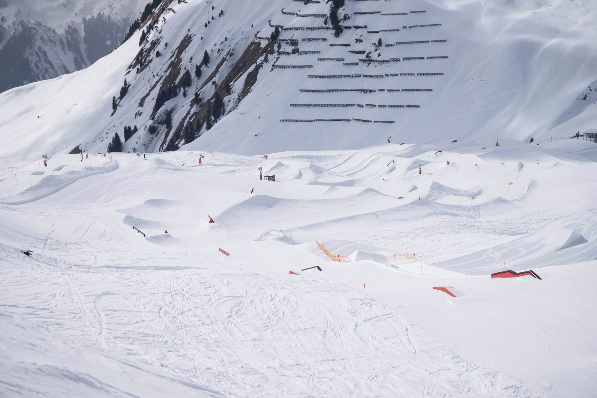 PRIME Report: Snowpark Montafon (März 2018) - Foto: Markus Reisacher