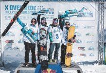 X Over Ride 2018: Traumhafte Bedingungen am Contesttag - Foto: X Over / Klaus Listl