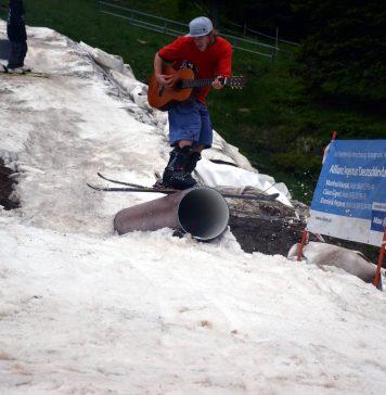 Summer Shred Festival 2018 - Neighborhood Snowpark