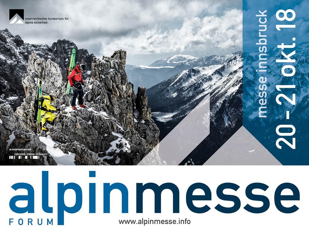Spannende Berggeschichten auf der Alpinmesse Innsbruck 2018