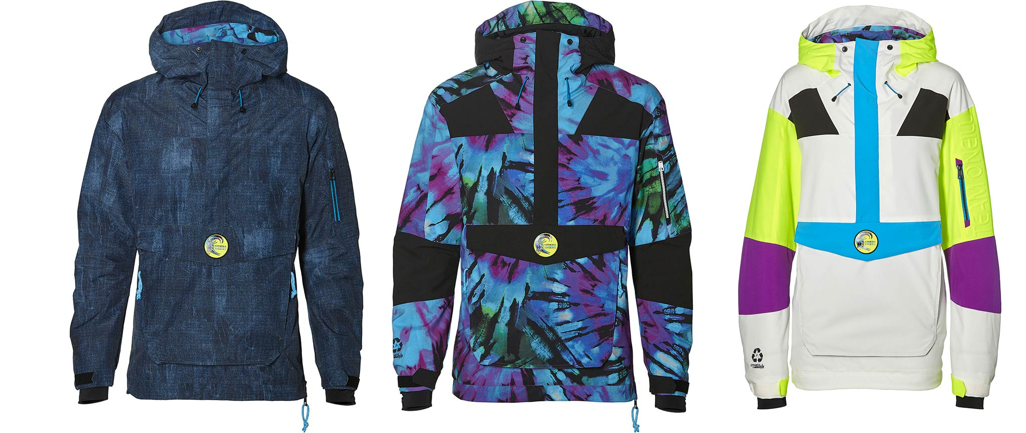 O'Neill Frozen Wave Jacket 2018/2019 (Männer)