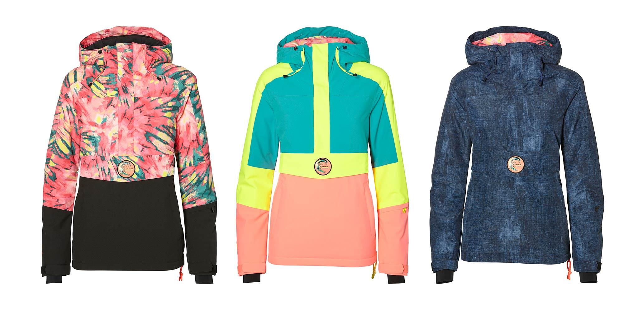 O'Neill Frozen Wave Jacket 2018/2019 (Frauen)