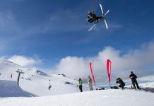 Winter Games NZ 2018 - Slopestyle Qualifikation