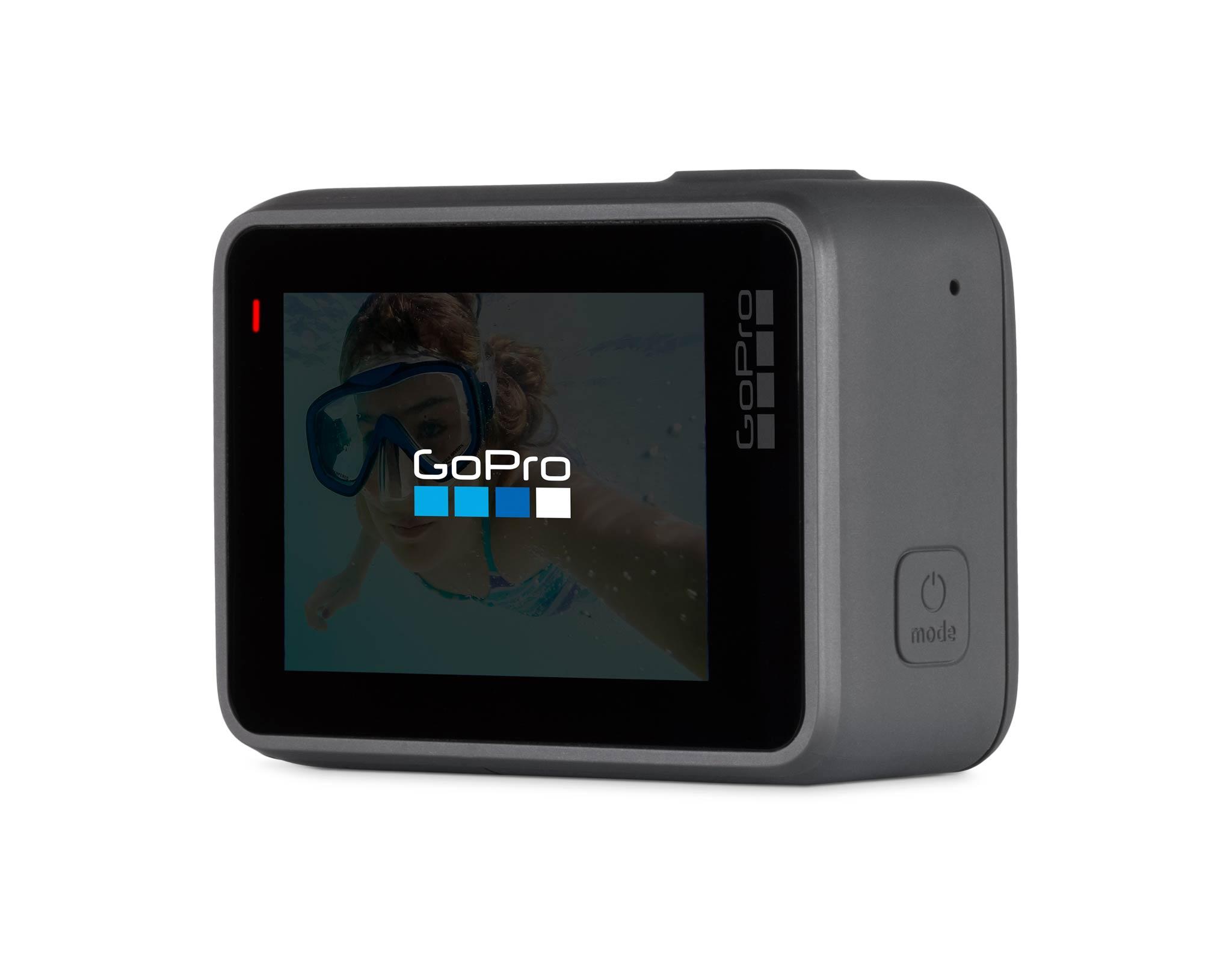 Die neue GoPro Hero 7 Silver