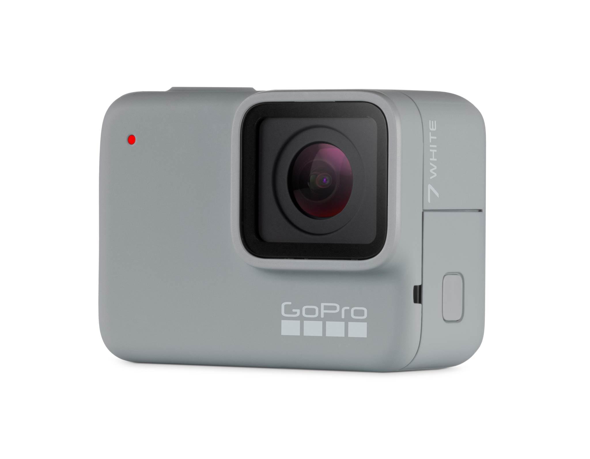 Die neue GoPro Hero 7 White