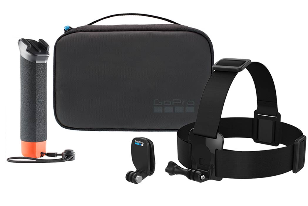 GoPro Adventure Kit Mount-Set