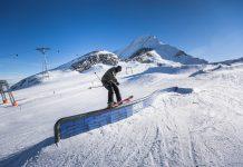 Kitzsteinhorn Opening 2018 - Alle Infos - Rider: Tom Ritsch - Fotos: Roland Haschka