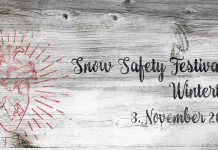 Snow Safety Festival 2018