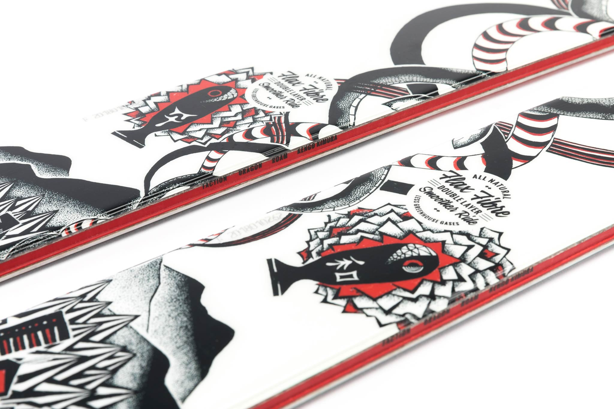 Faction Skis Prodigy 3.0 x Kengo