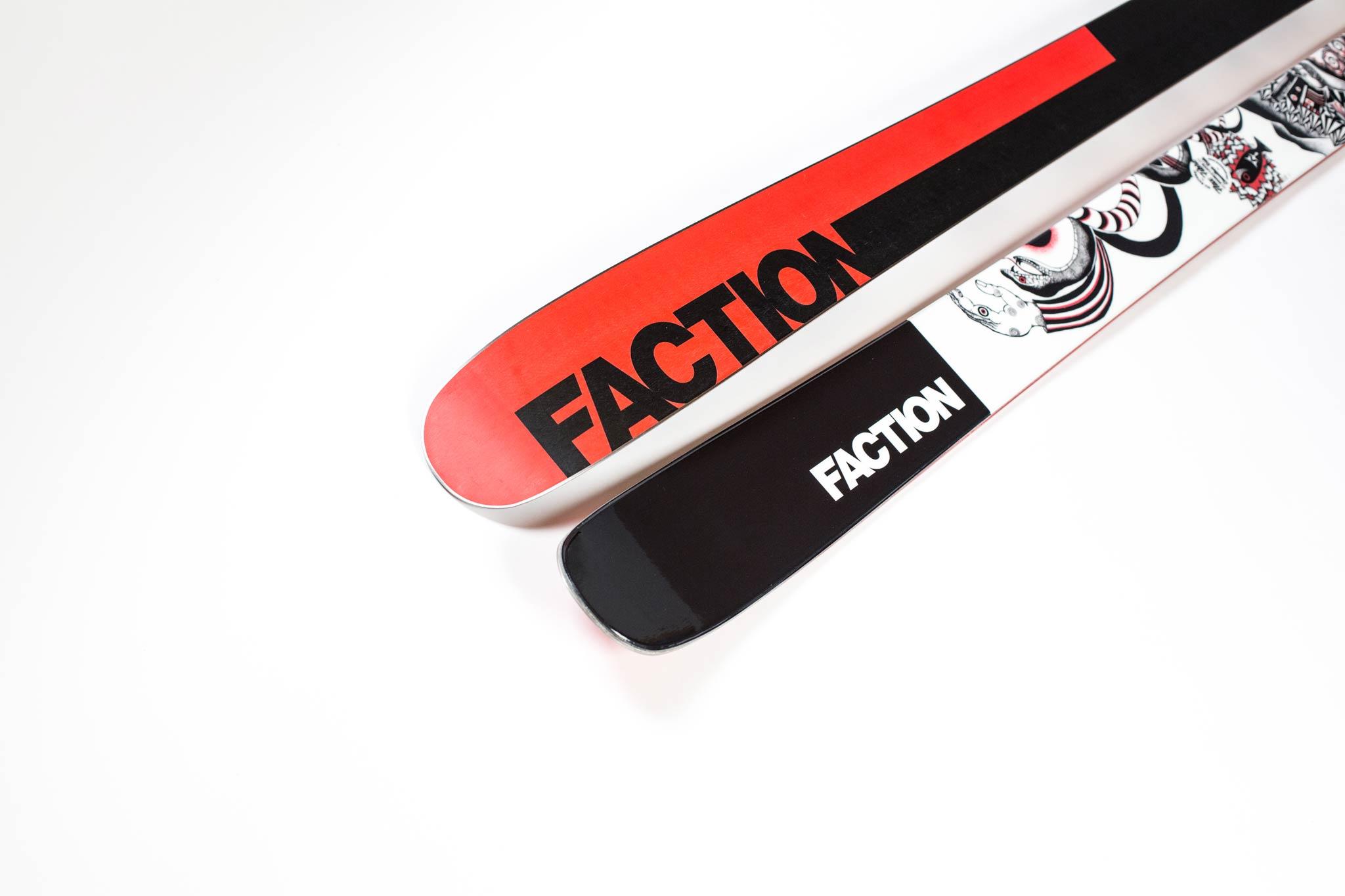 Faction Skis Prodigy 3.0 x Kengo Kimura