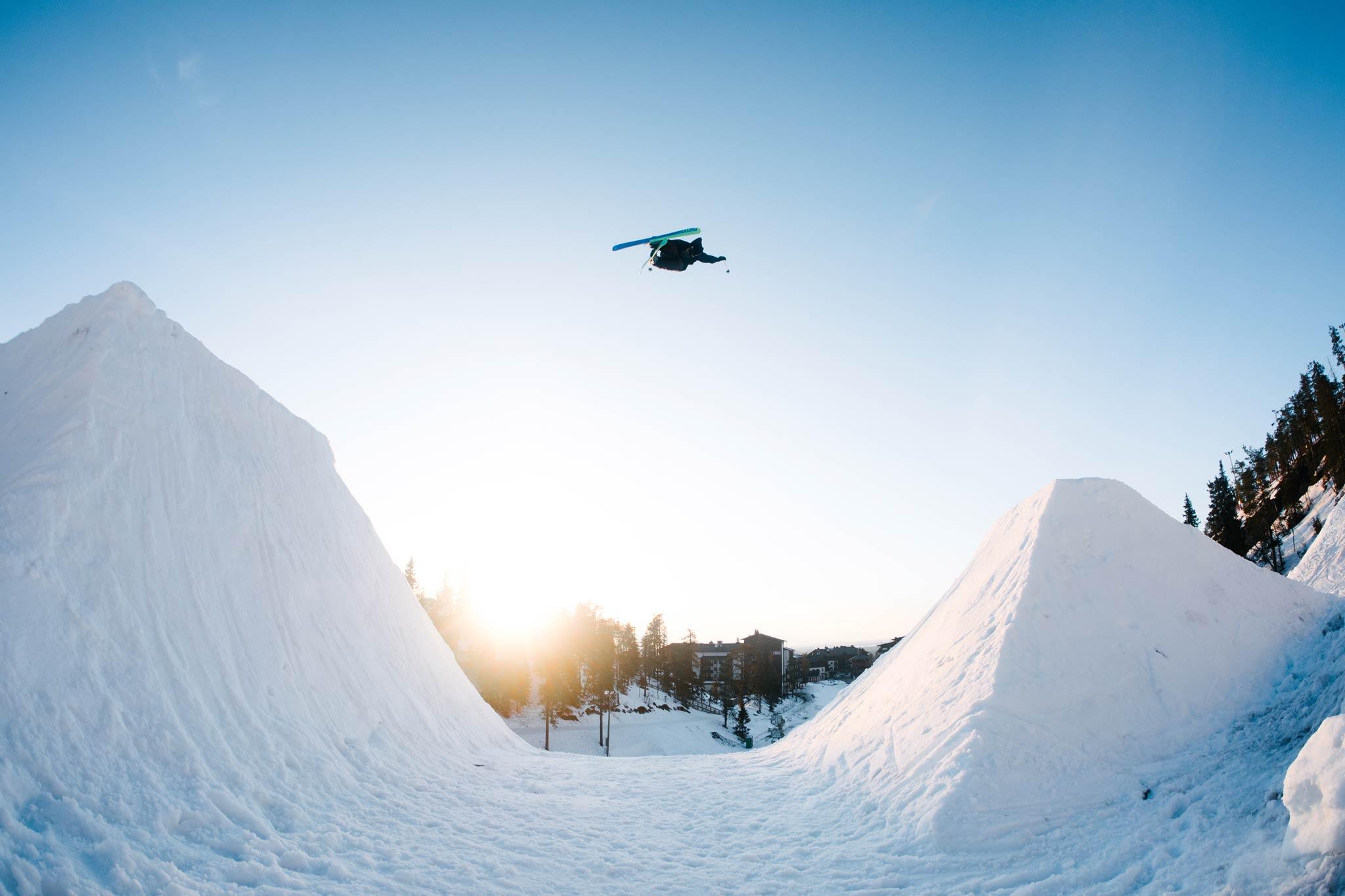 Rider: Antti Ollila - Foto: Etienne Merel