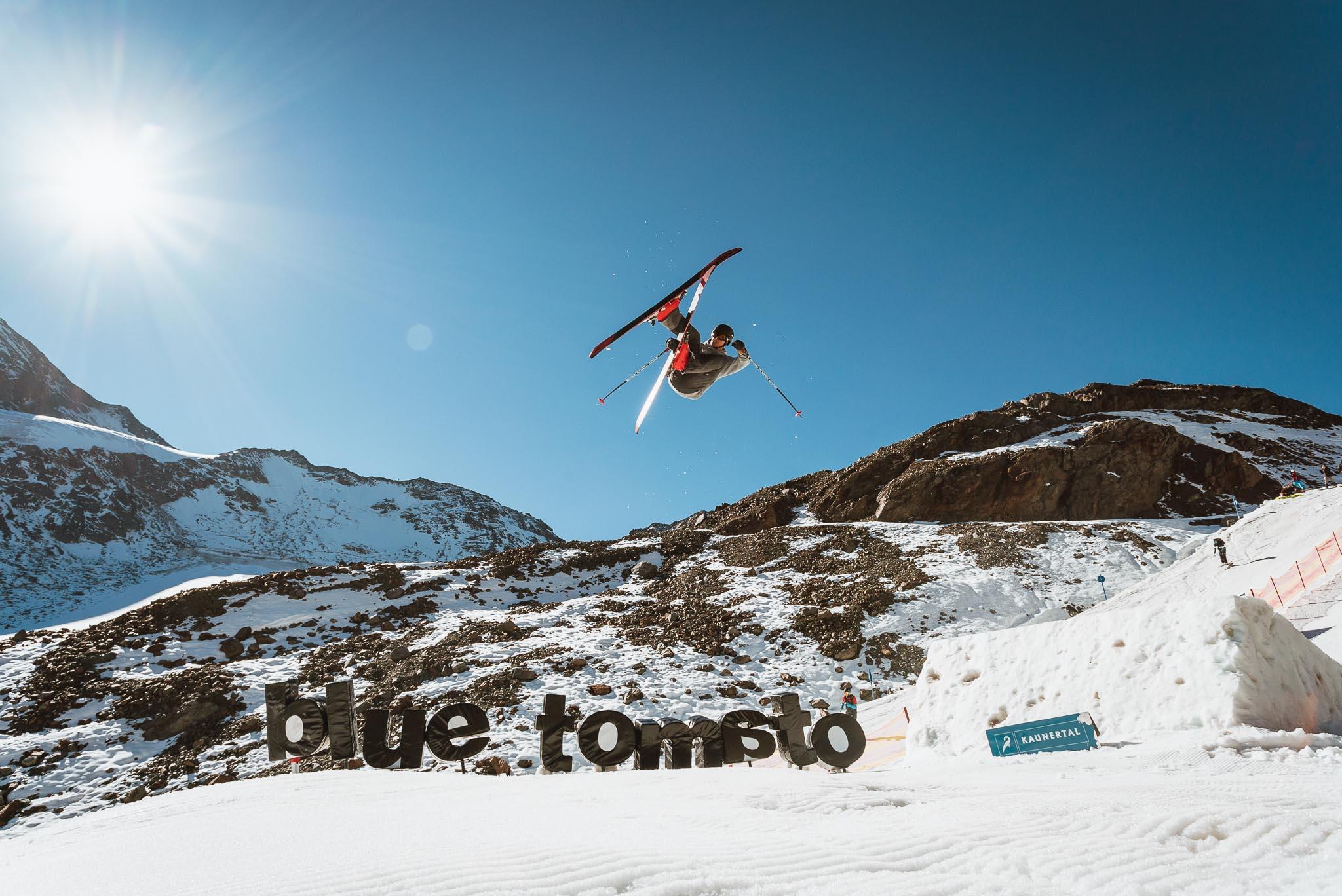 Nachbericht zum Kaunertal Opening 2018 - Rider: Johannes Rohrmoser
