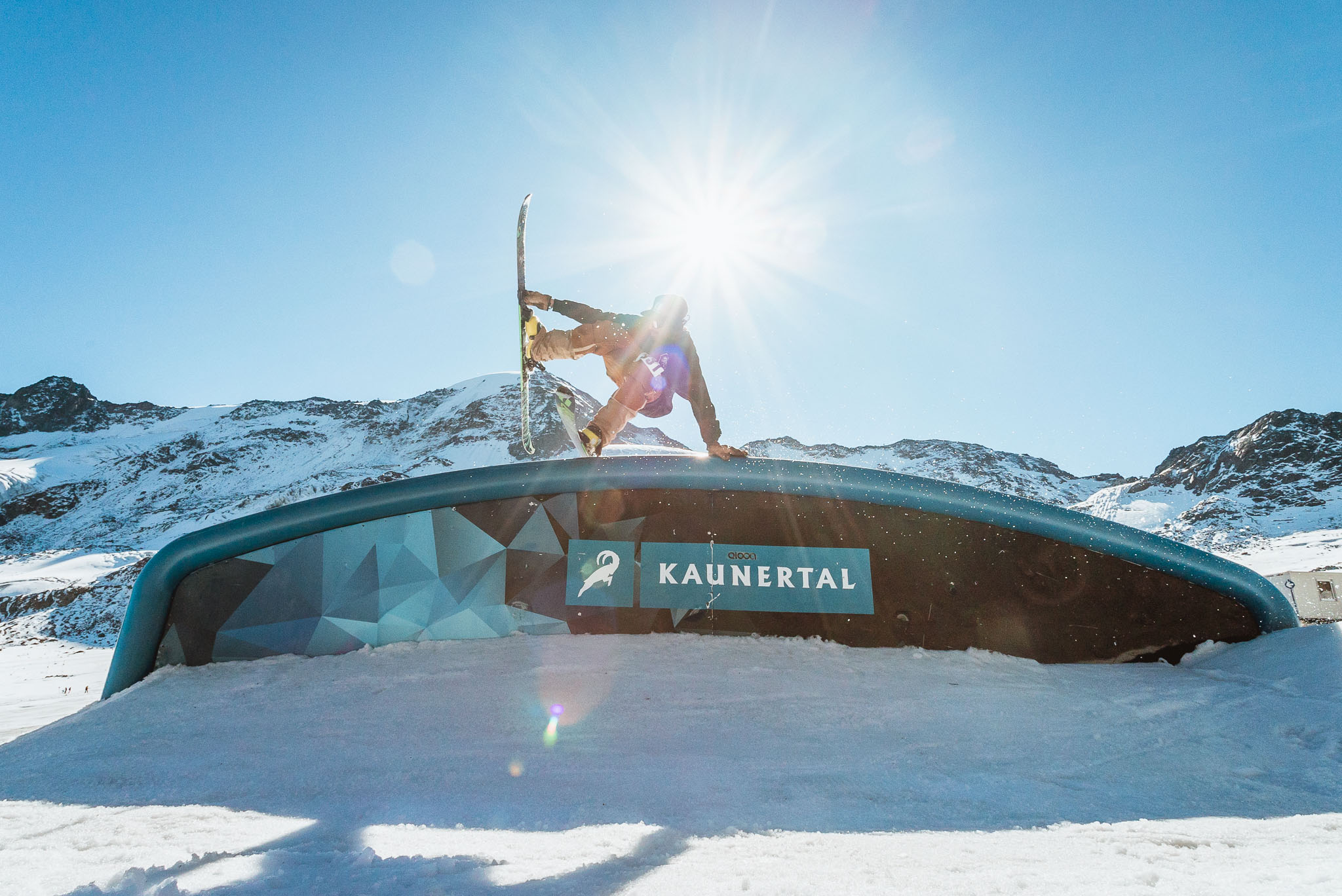 Prime Sessions at Spring Classics 2019 - Snowpark Kaunertal