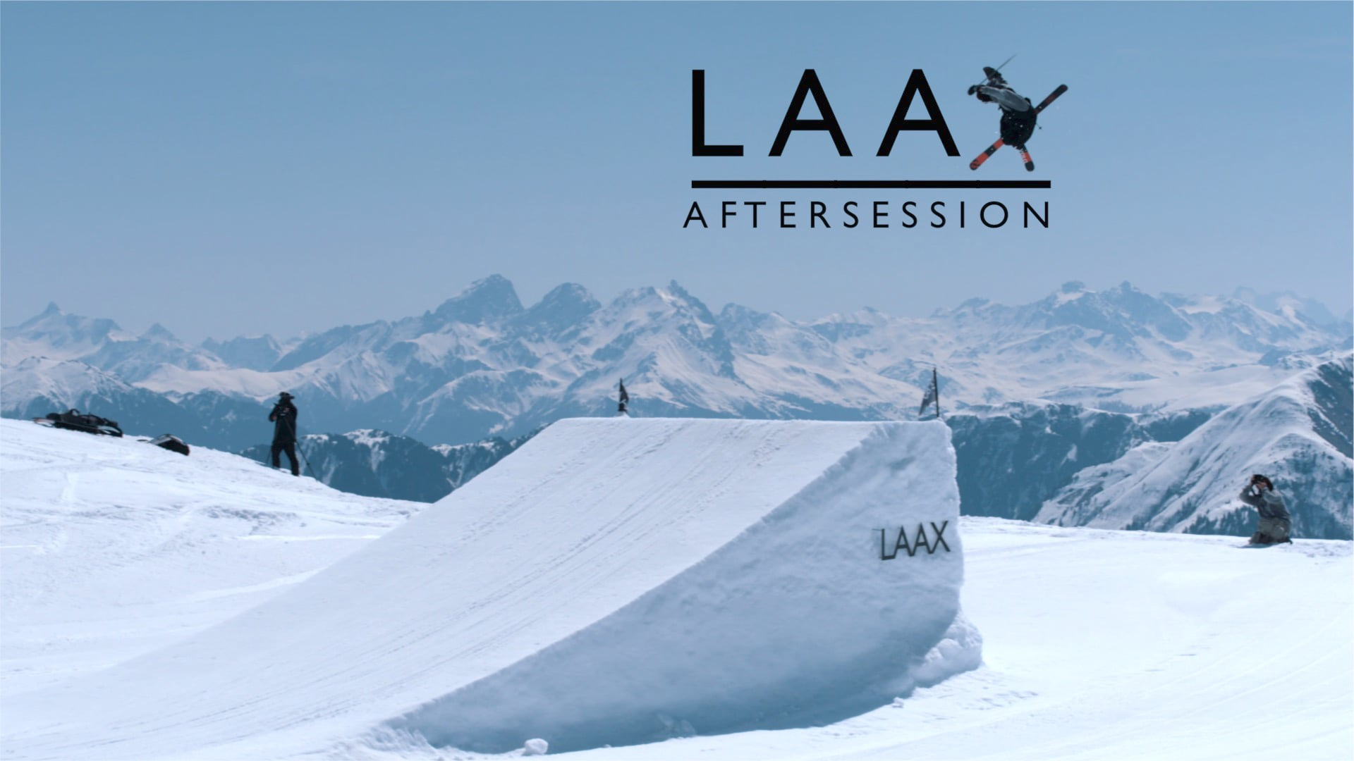 No Name Park Aftersession – Snowpark Laax