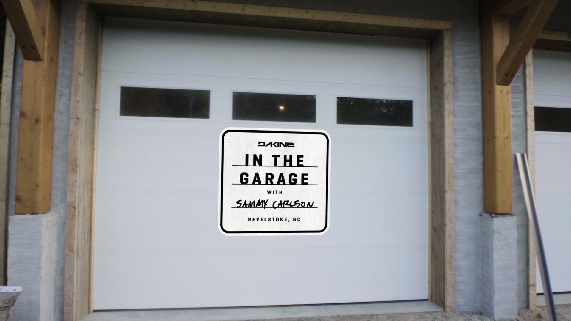 """""""In The Garage"""" mit Sammy Carlson"""