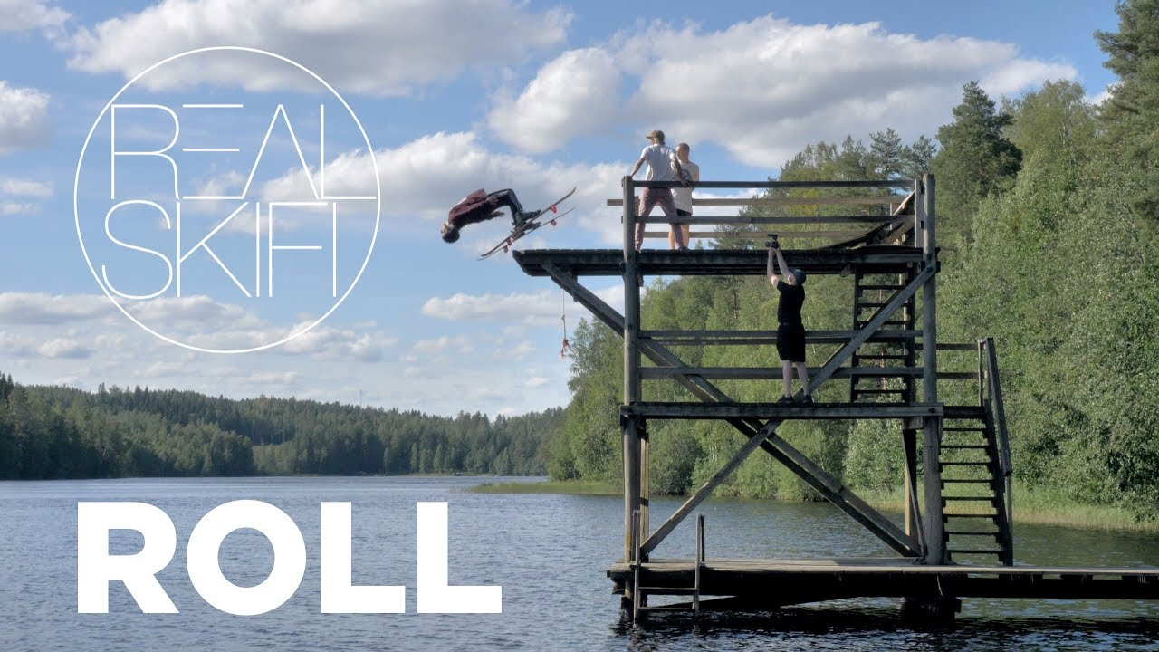 Real Skifi Roll (2018) – Freeskiing ohne Schnee