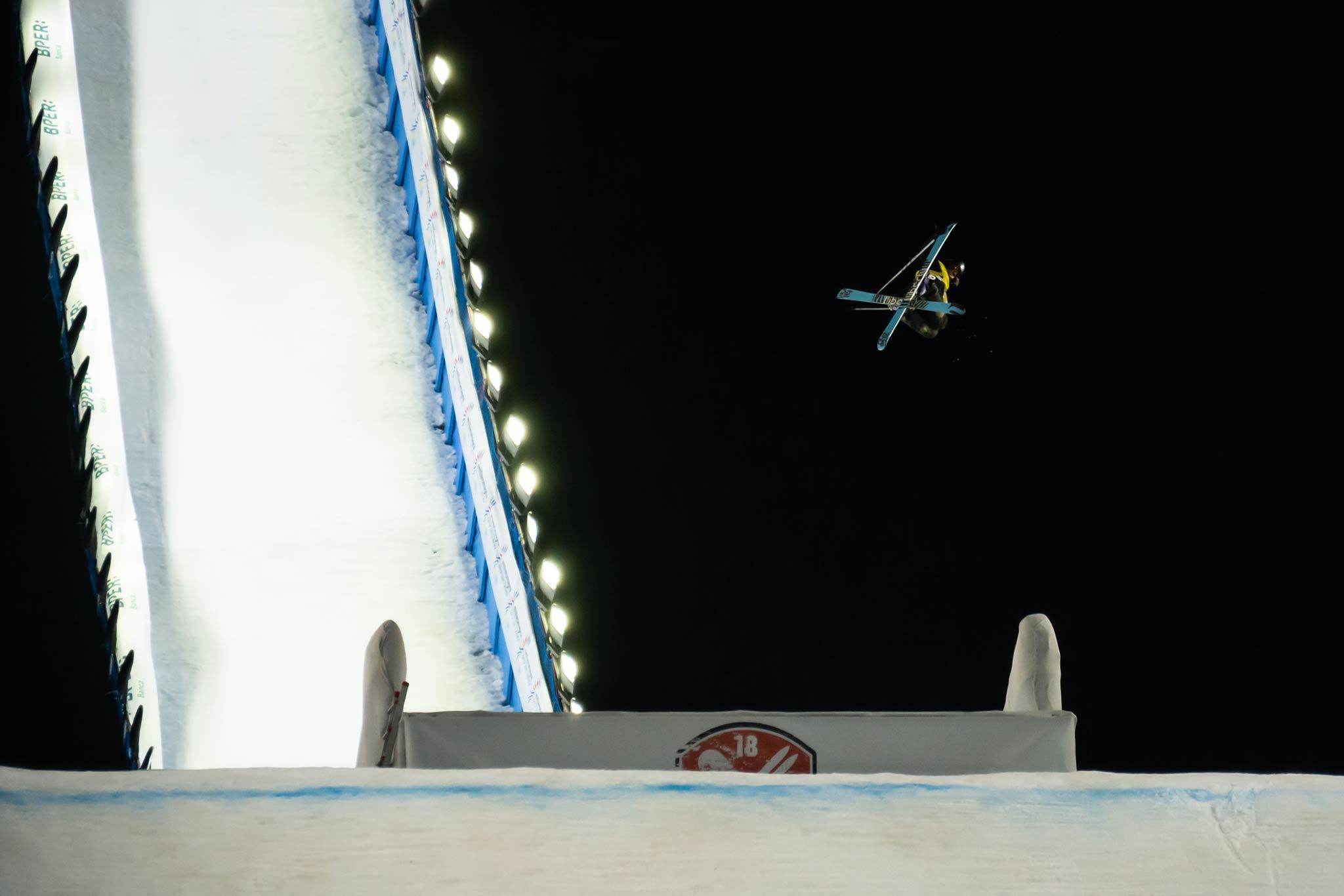 FIS Freestyle Big Air World Cup 18/19 #2: Modena (ITA ) – Ruud und Gremaud gewinnen, Kea Kühnel wird Dritte!