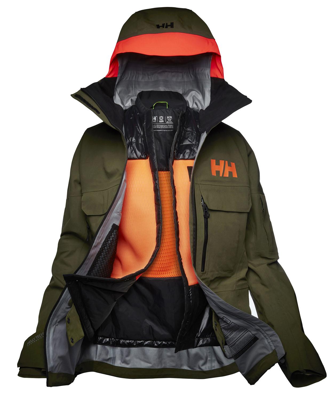 Helly Hansen W Maroi Shell Jacket 18/19