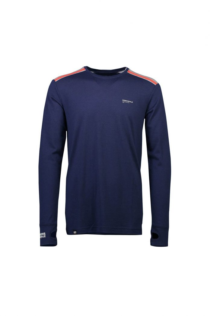 Mons Royale: Alta Tech LS Crew Midlayer 18/19