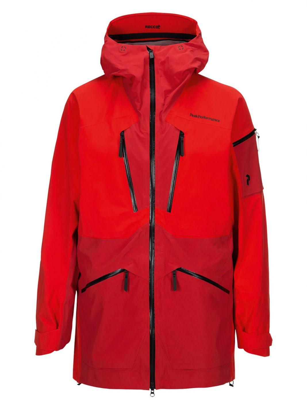 Peak Performance: GTX Vertical Ski Jacket 18/19