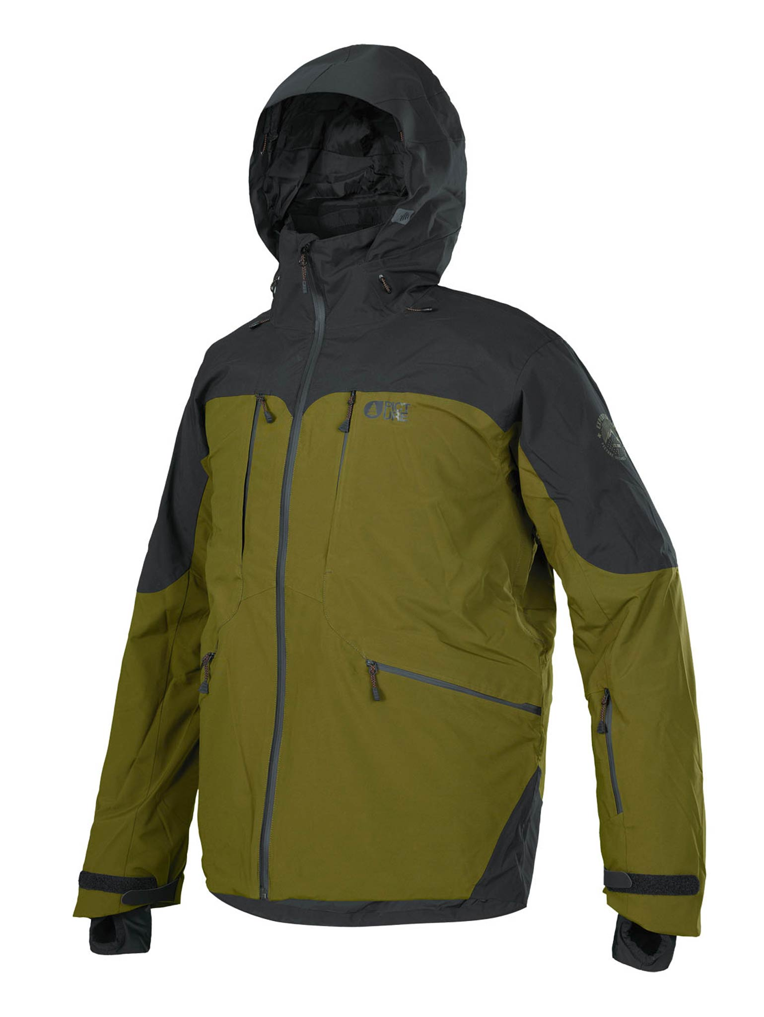Picture Organic Clothing: Naikoon Jacket 18/19