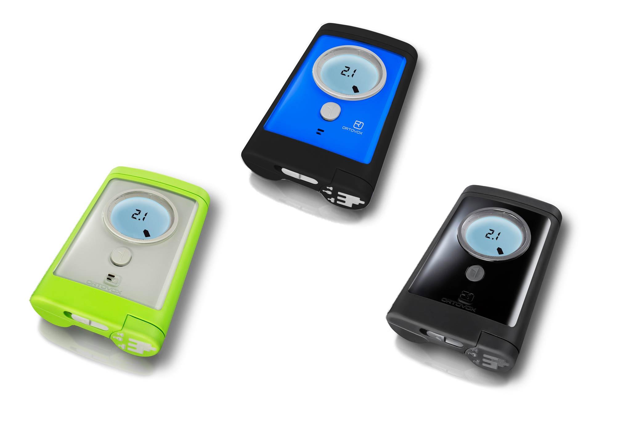 3+ Geräte mit den Software Versionen 1.0, 1.1, 2.0, 2.2 – unabhängig von ihrer Gehäusefarbe – sowie alle anderen Ortovox LVS-Geräte (S1+, S1, ZOOM) sind nicht betroffen.