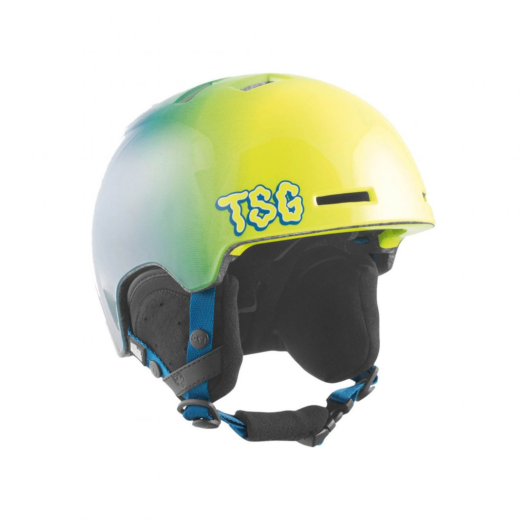 TSG: Arctic Nipper Maxi Skihelm 18/19